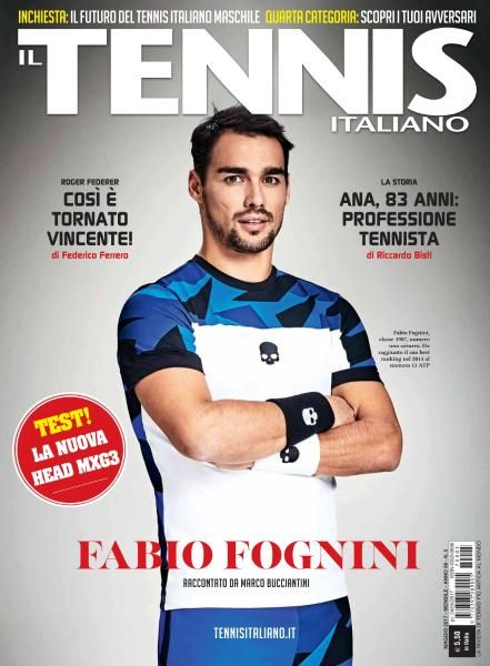 Il Tennis Italiano - Maggio 2017