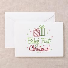 baby first christmas wishes