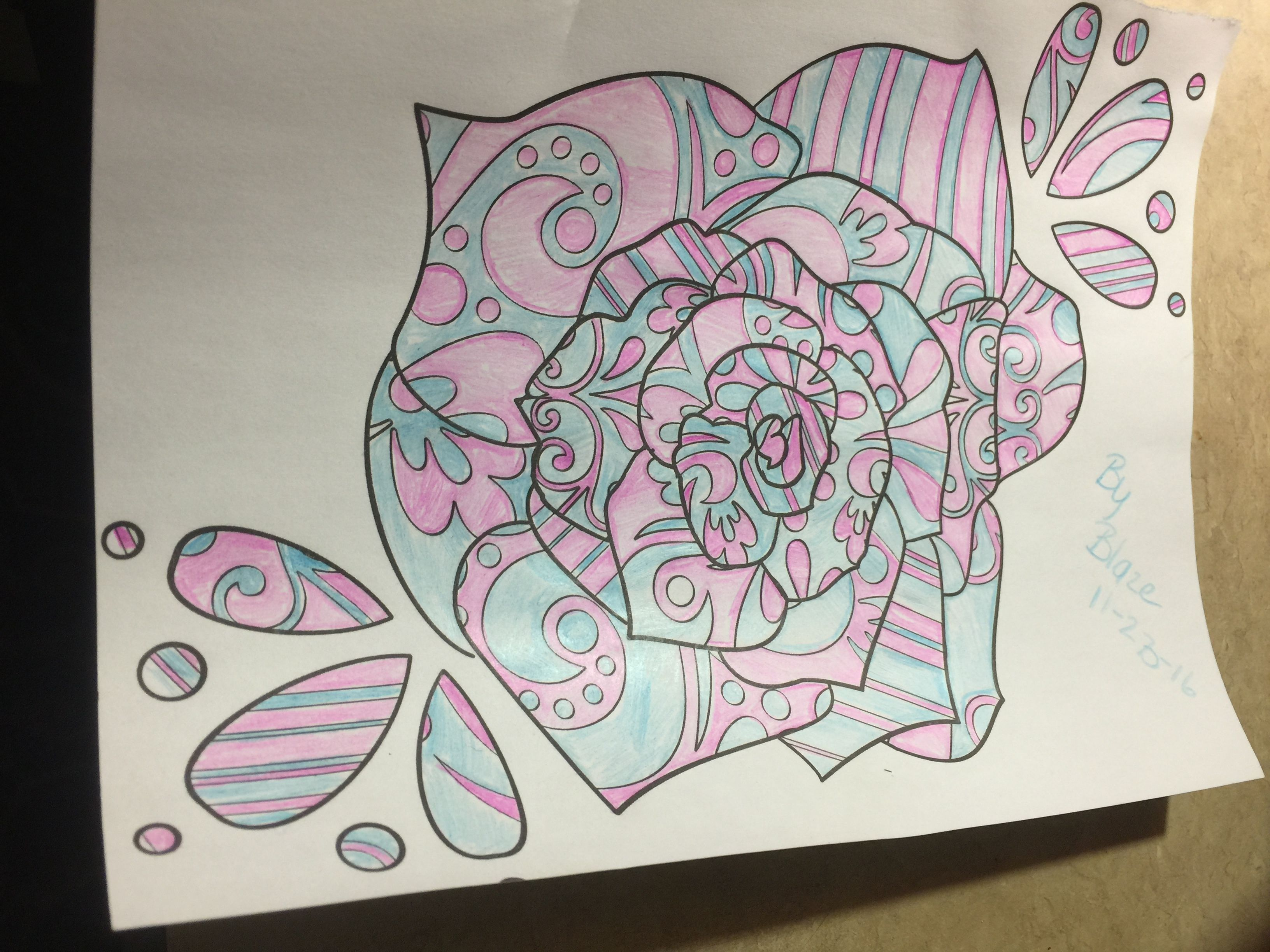 Stress release my artwork pinterest artwork