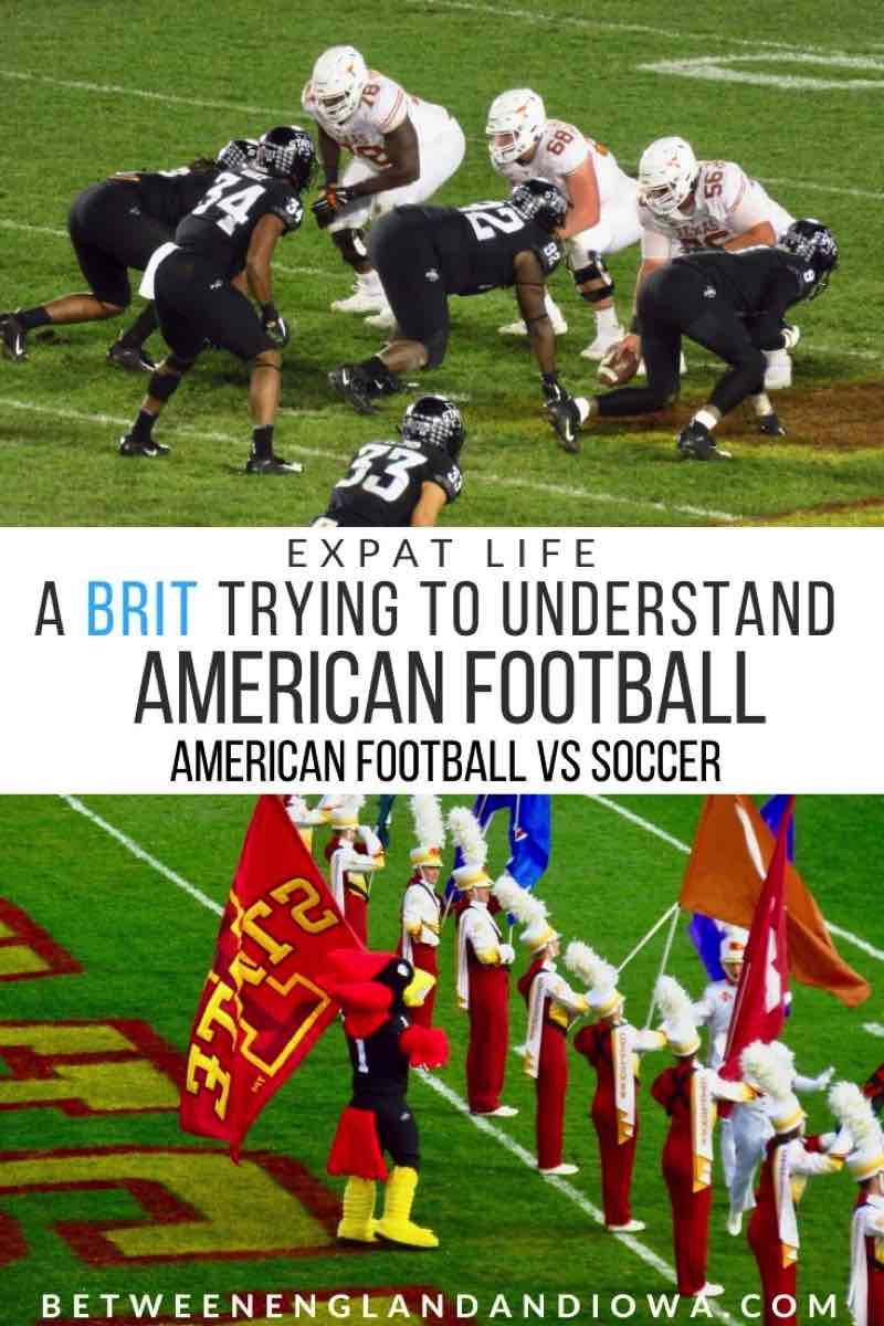 A Brit Trying To Understand American Football Soccer Vs Football American Football Soccer Vs Football Soccer