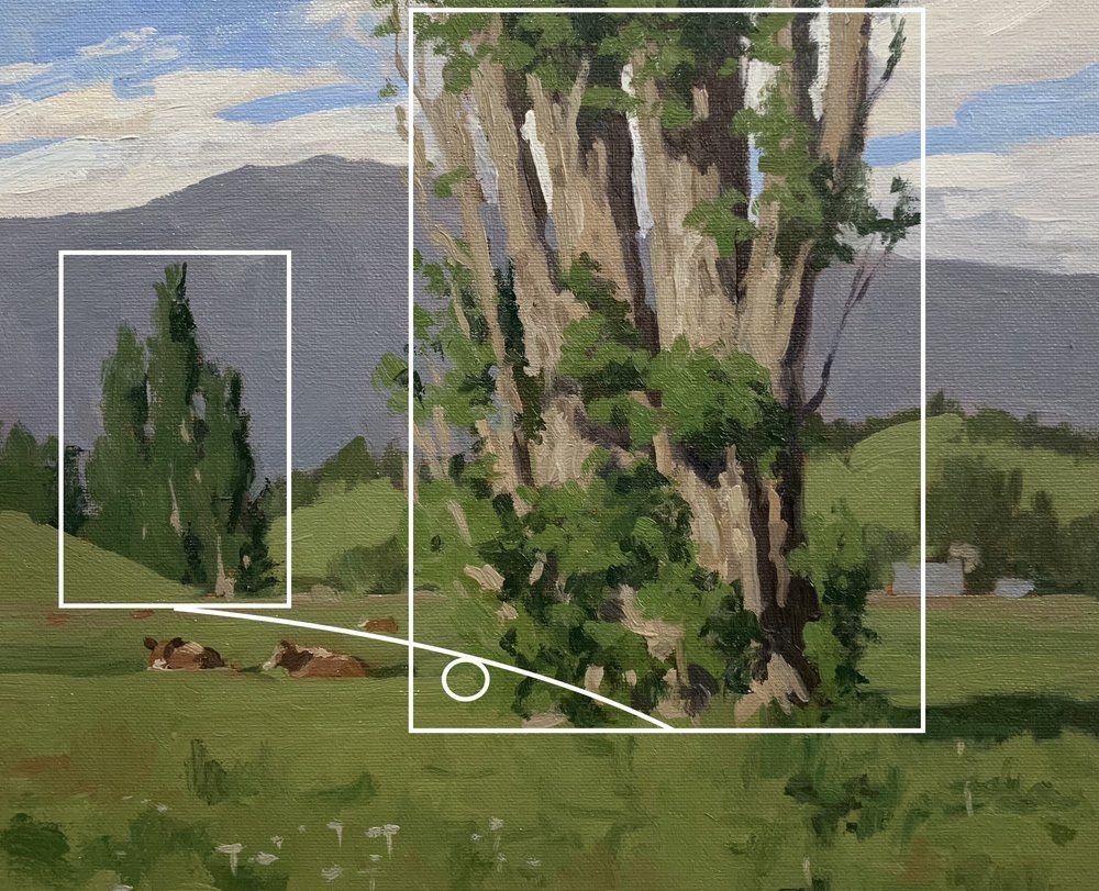 5 Composition Ideas to Improve Your Landscape Painting