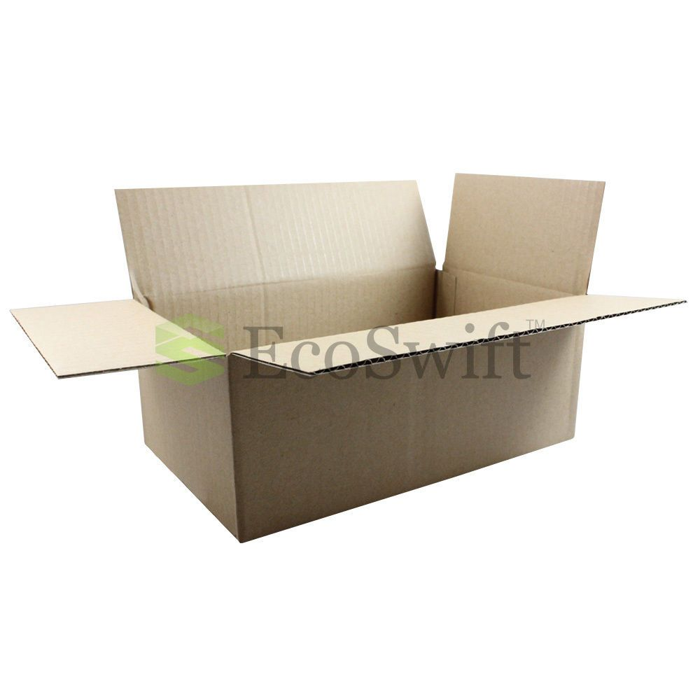 4x4x4 Cardboard Packing Moving Shipping Boxes Corrugated Box Cartons 100 200 100