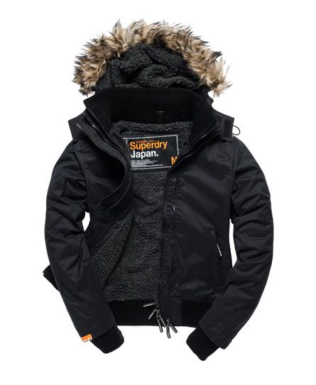 Superdry Hooded Windbomber