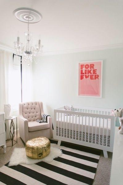 Nursery Pouf