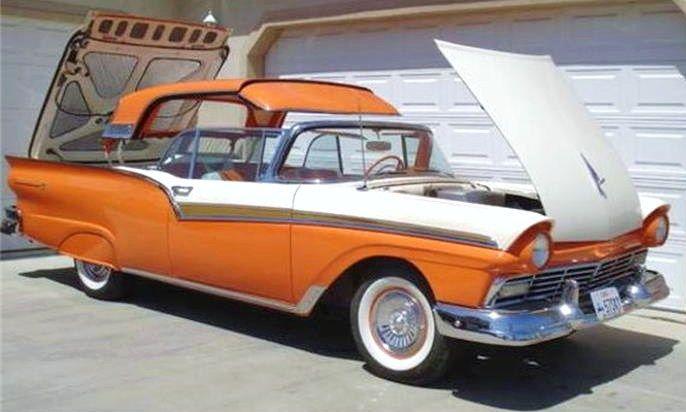 1957 Ford Fairlane 500 Skyliner | ClassicCars.com Journal