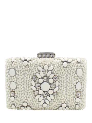 GET $50 NOW | Join RoseGal: Get YOUR $50 NOW!http://www.rosegal.com/evening-bags/metal-trimed-beading-evening-bag-1064915.html?seid=5909080rg1064915