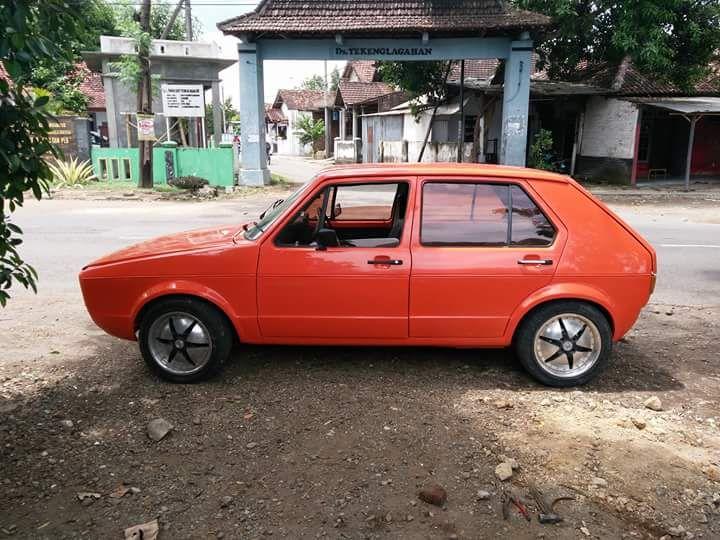 Dijual Mobil Lawas Vw Golf 78 Nganjuk Mobil Mobil Klasik