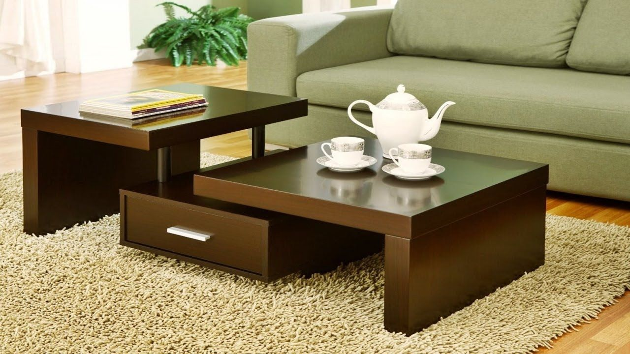 45 best coffee tables for small spaces with images