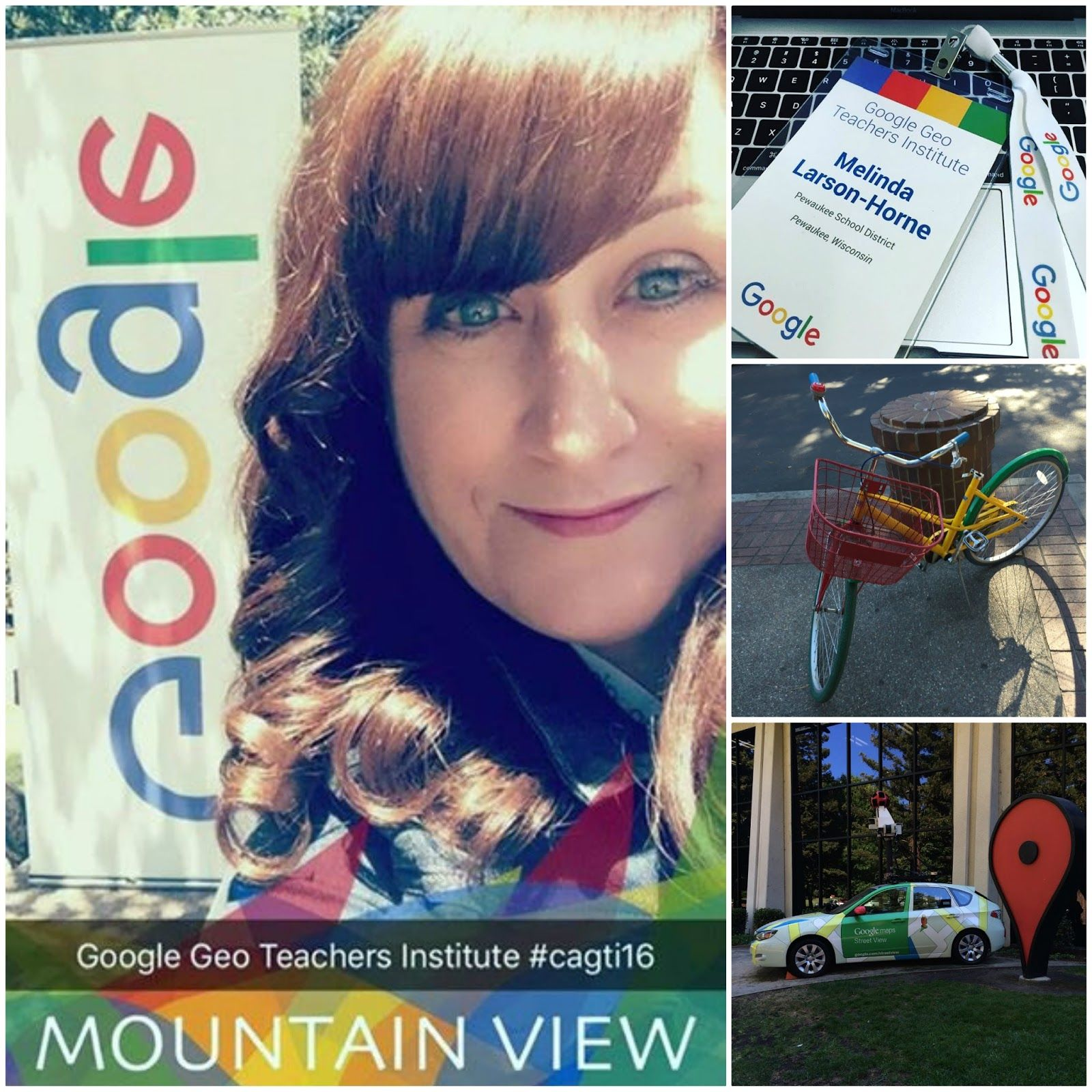 July 25 2016 207366 without geography youre nowhere jimmy its great to be back at google learning about google geo tools and sharing with some amazing educators sciox Images