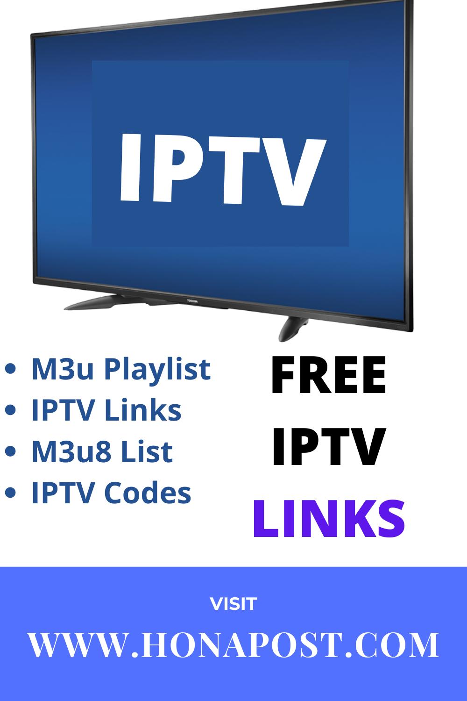 Free IPTV Links 28052020 in 2020 Free tv channels