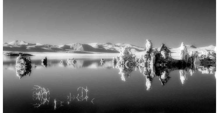 From recent books. Mitch Dobrowner: South Tufa
