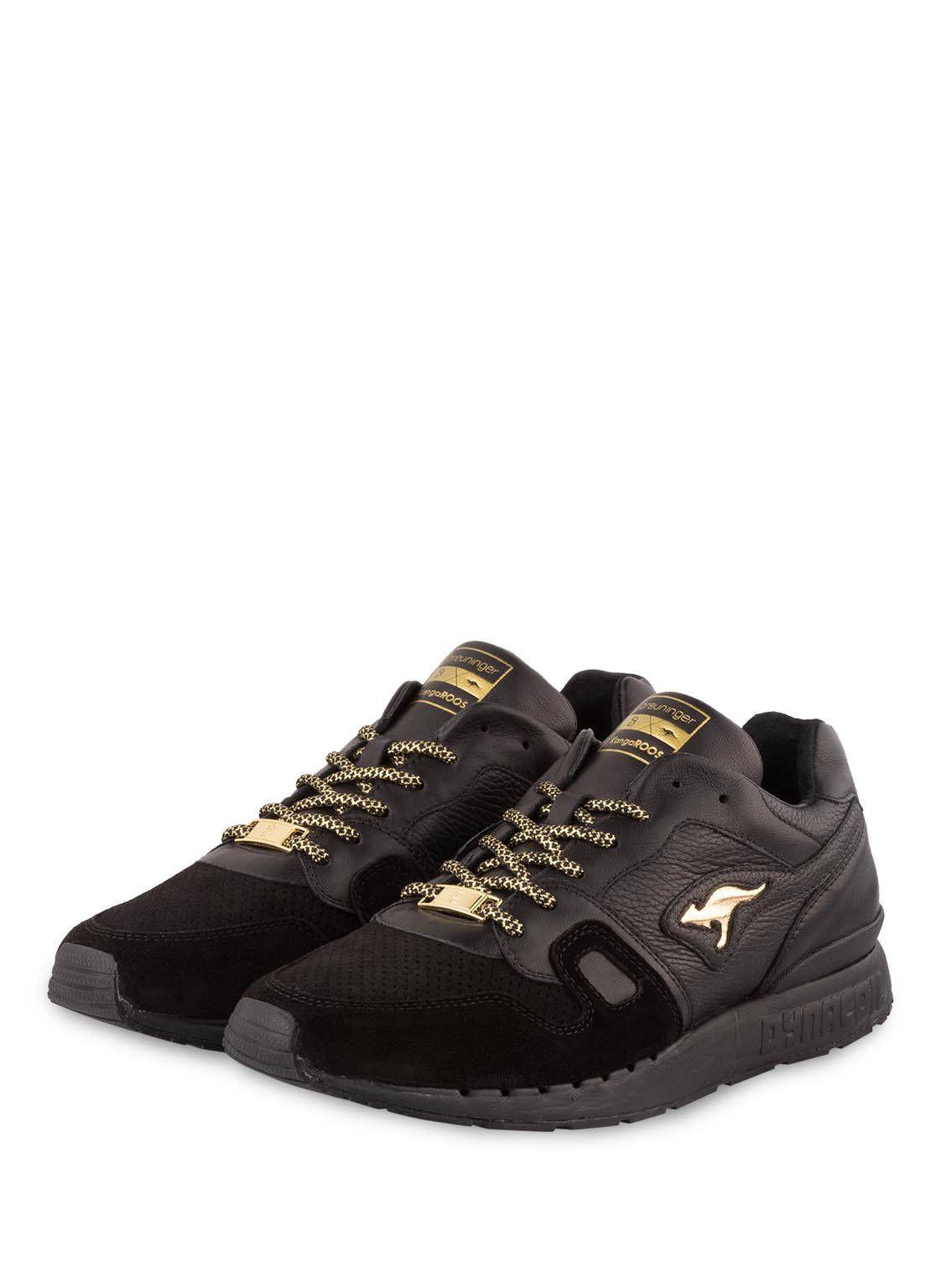 sports shoes 09093 000ff Sneaker TRIPLE BLACK von KangaROOS bei Breuninger kaufen ...