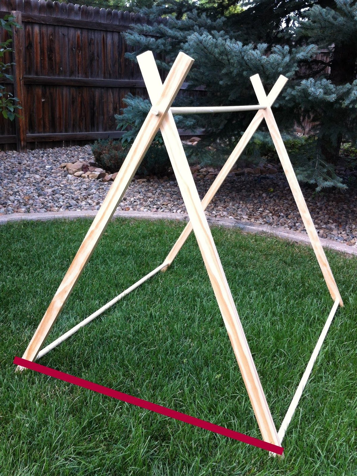 Just Another Hang Up Child S Play Tent Tutorial Diy