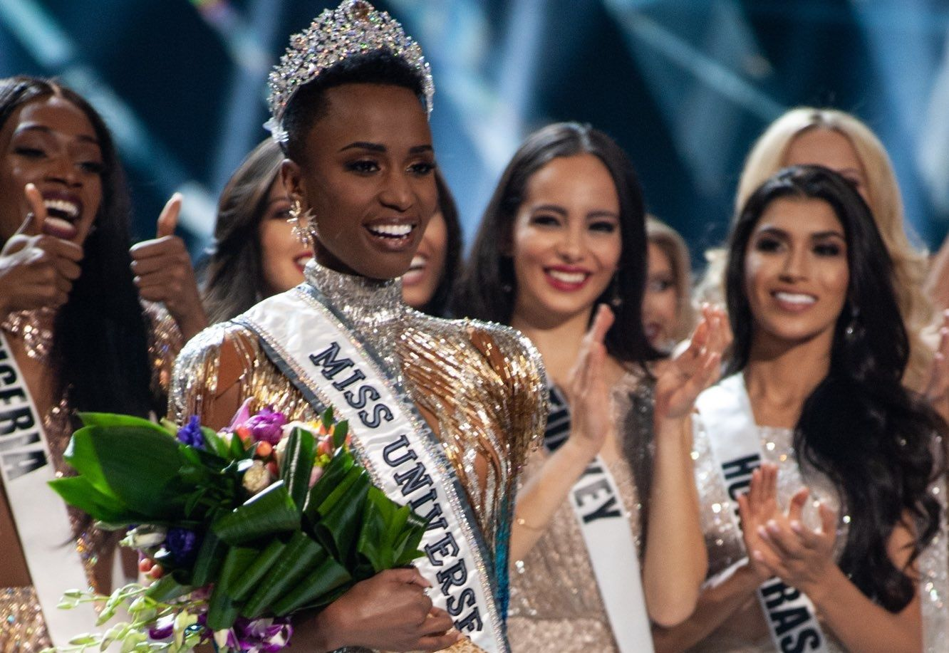 The New Miss Universe 2019 Is From South Africa Miss