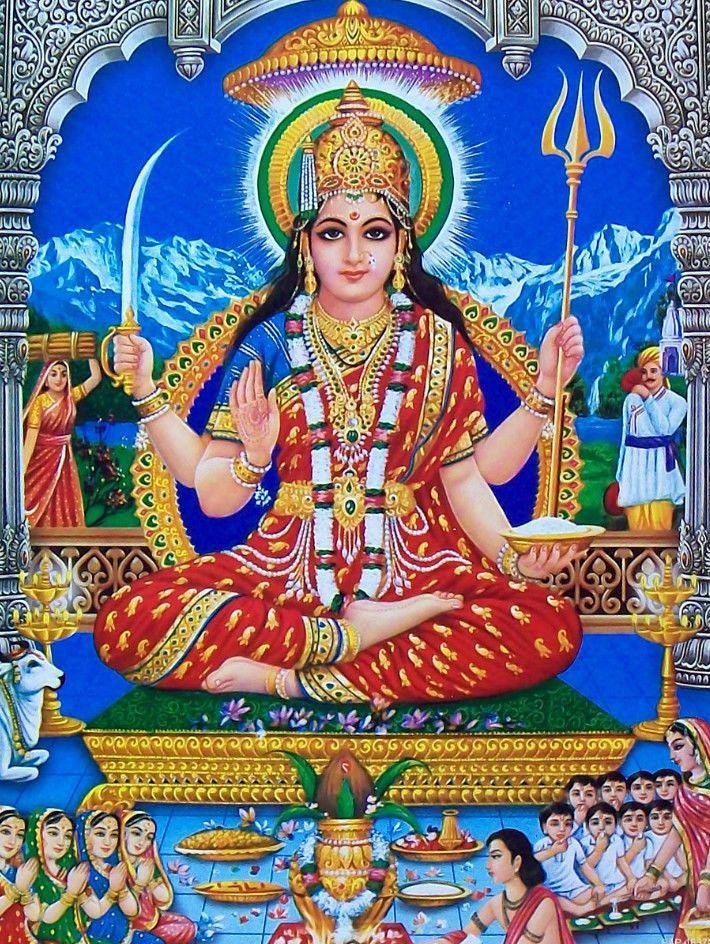 Santoshi Mata Pooja