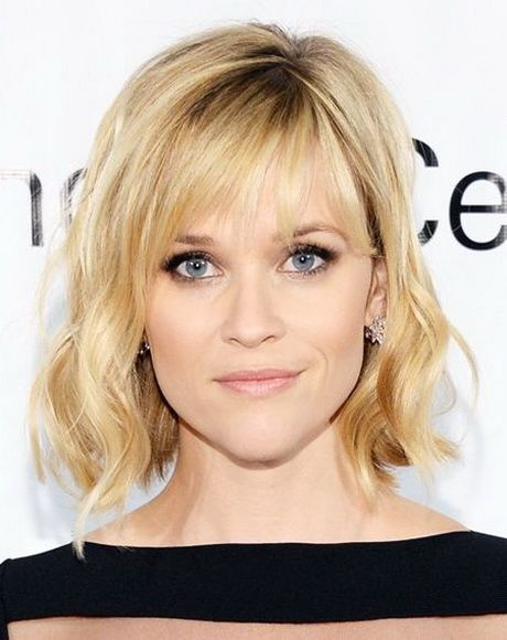 Medium Length Haircuts With Bangs 2016 Medium Length Hair Styles Medium Hair Styles Thick Hair Styles