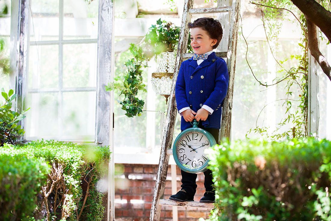 what a cute little one! #lebook #jacote #ss15 ...