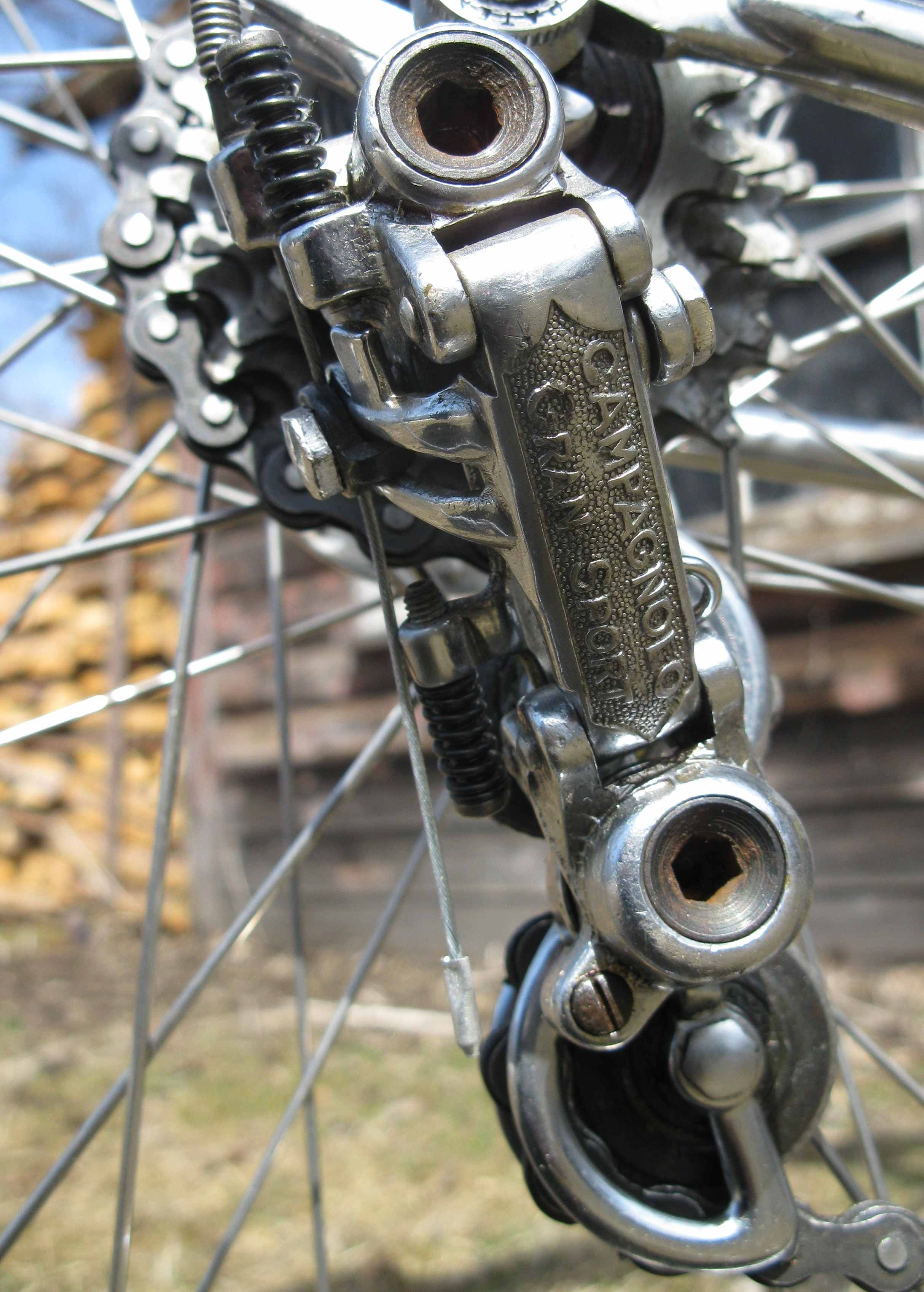 Cycling · Bicycles · Campagnolo f4cbc8603