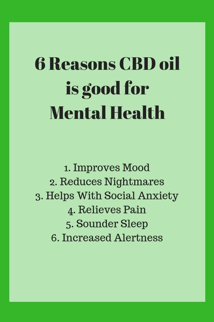 CBD & Mental Health