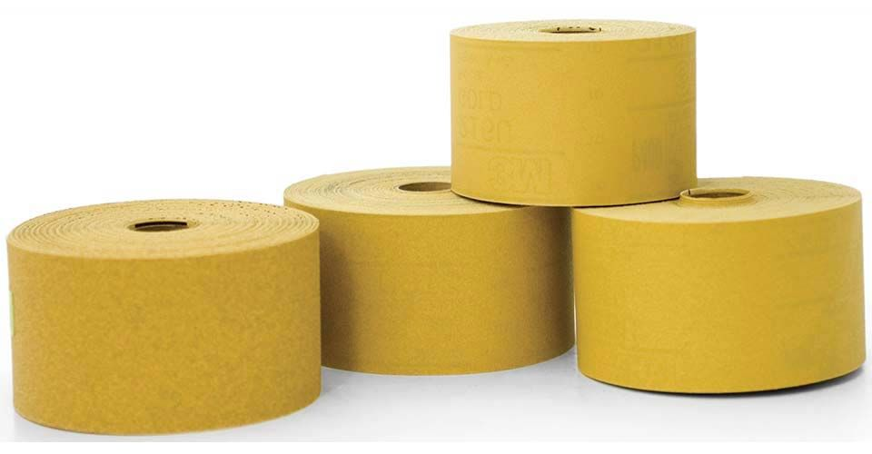 400 Grit 3m Gold Sandpaper Paired With A Piece Of Tempered Glass Or Dead Flat Marble For Establishing The Primary Bevel Sandpaper Gold Grit