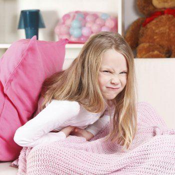 7 alimentos para el dolor de estómago de los niños | Dolor