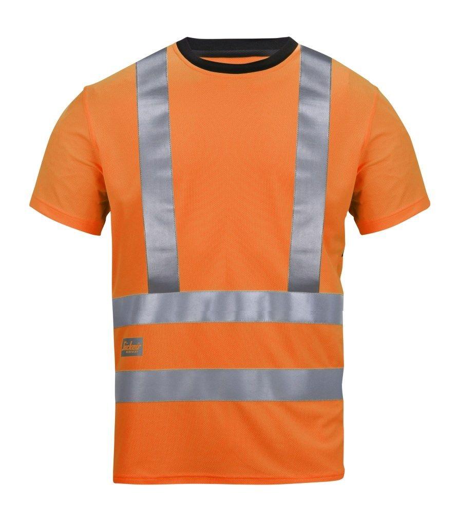 Highvis avs tshirt class 23 work wear t shirt