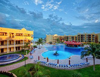 Royal Haciendas in Playa del Carmen, Mexico. Favorite day trip away while in Cancun!