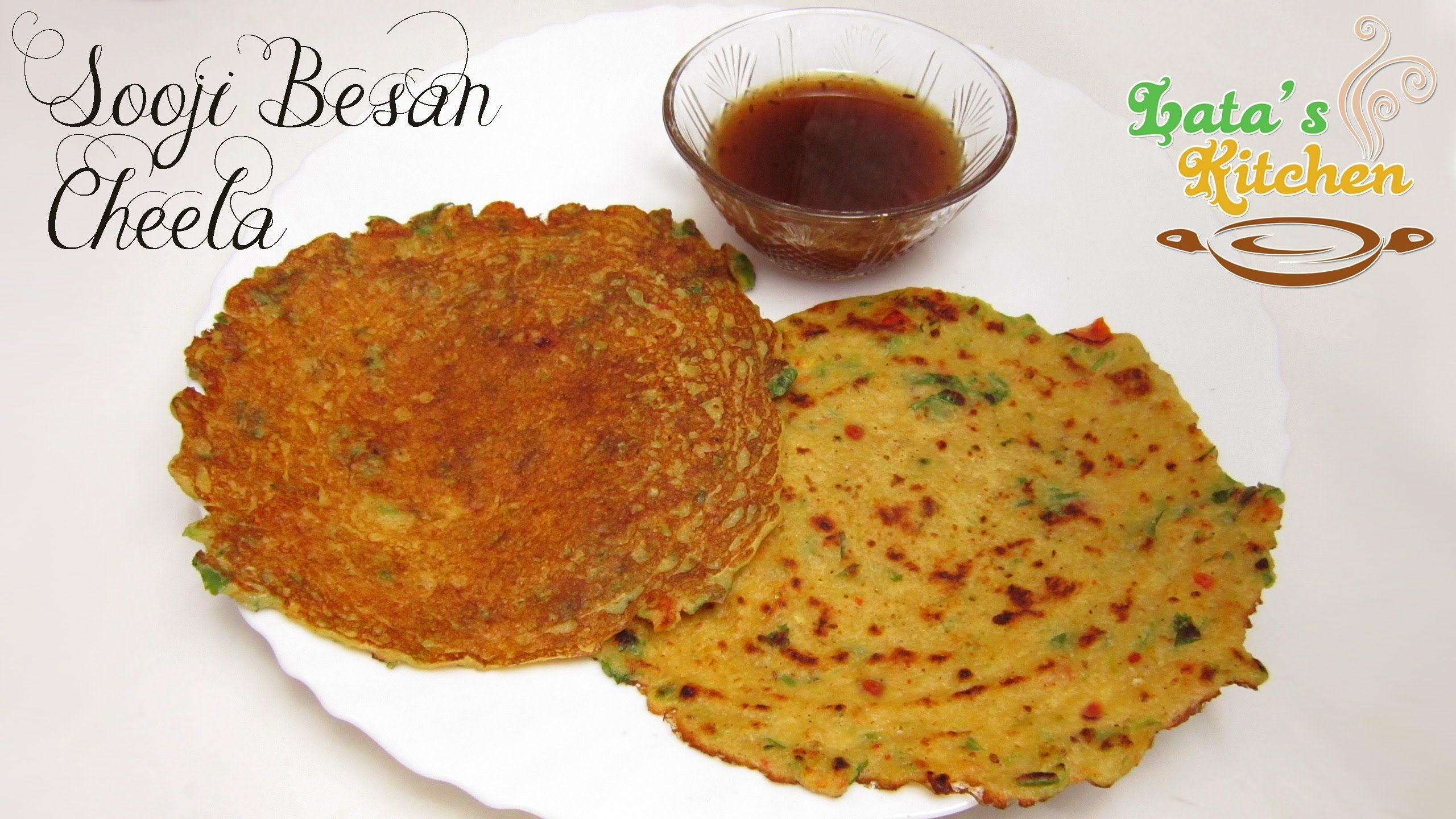 Sooji besan cheela recipe video indian vegetarian recipe in sooji besan cheela recipe video indian vegetarian recipe in hindi with english subtitles forumfinder Image collections