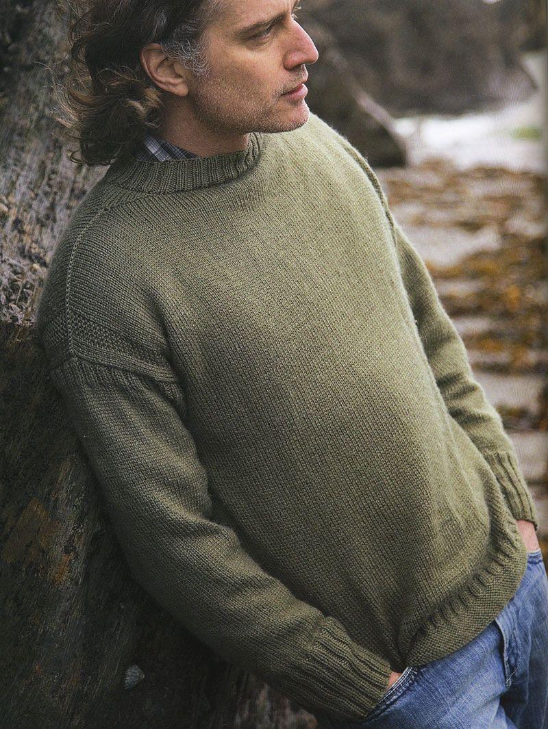 guernsey_large.jpg (800×1065) | Mens knit sweater, Men ...