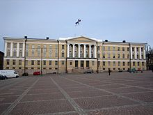Helsinki – Wikipedia; Main University (Senate Square)