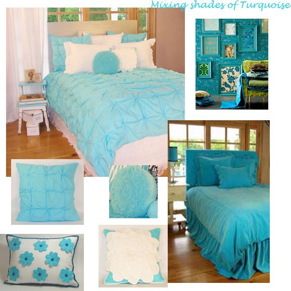 Turquoise teen girls bedding | Our Blog at Sweet N Sour ...