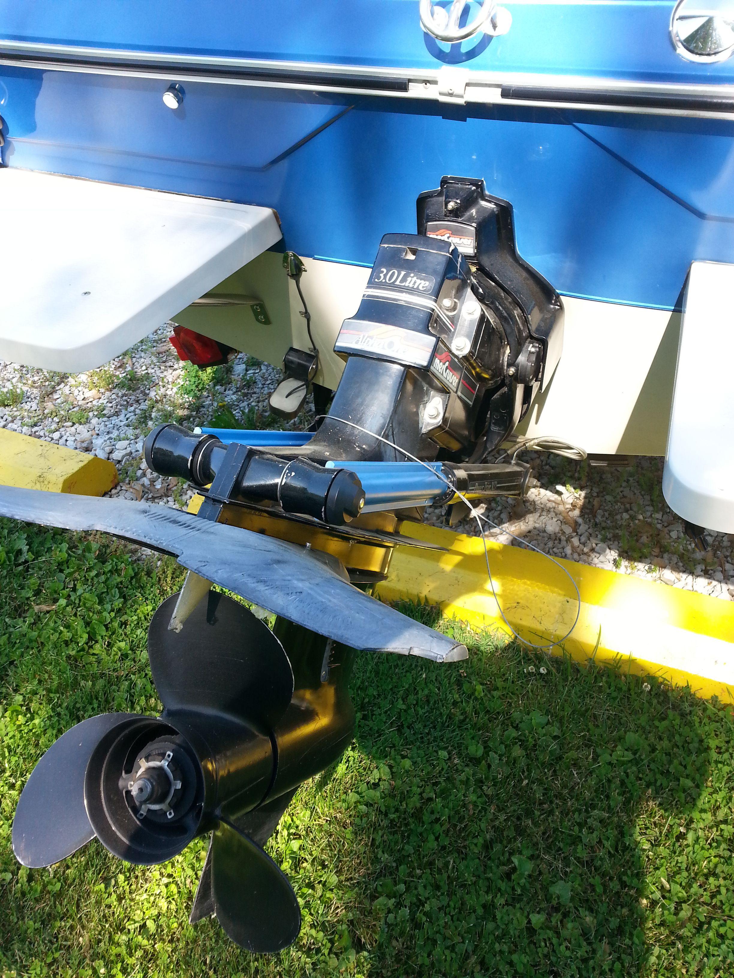 3 0l 4cyl Mercruiser W   Alpha One Outdrive