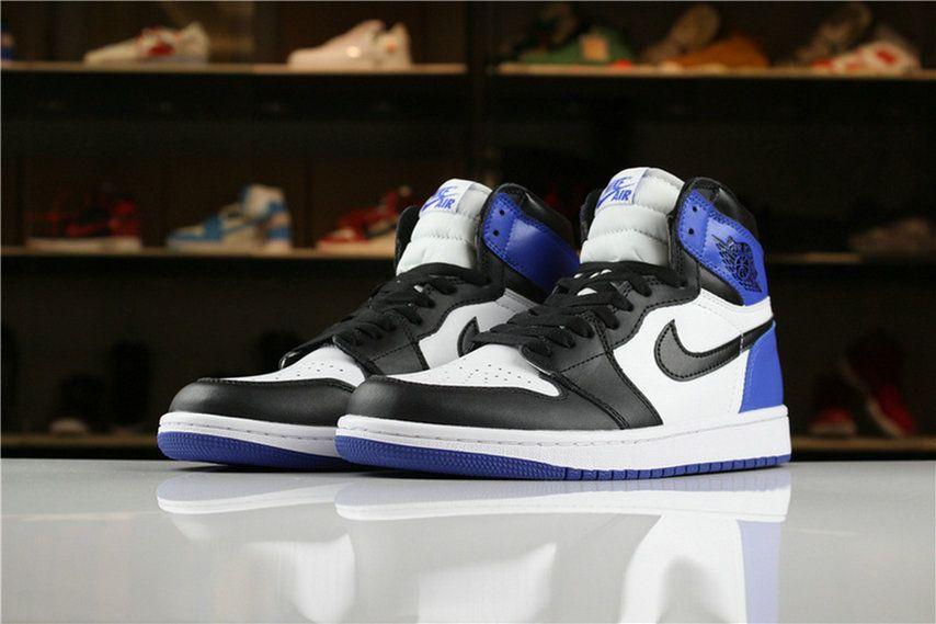 Nike Air Jordan 1 Retro High Og Blue Moon 555088 115 Summit White Blue Moon  Black 5b461d302