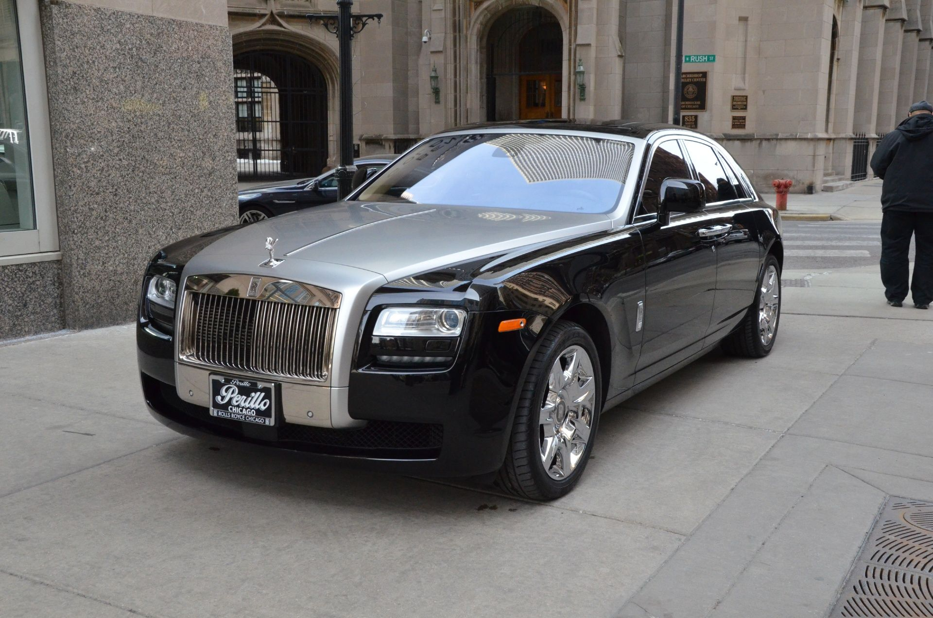 2011 Rolls Royce Ghost CARS Pinterest
