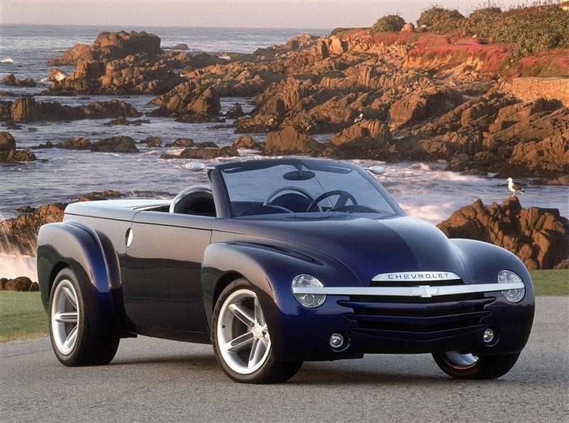 2000 Chevrolet Ssr Concept Images Chevrolet Ssr Chevy Ssr Concept Cars