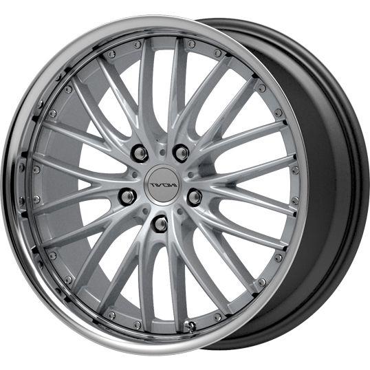 Inovit Haste Hyper Silver Polished Inox Alloy Wheels With Stunning Look For 5 Studd Wheels In Hyper Silver Polished Inox Finis Alloy Wheel 19 Inch Rims Wheel