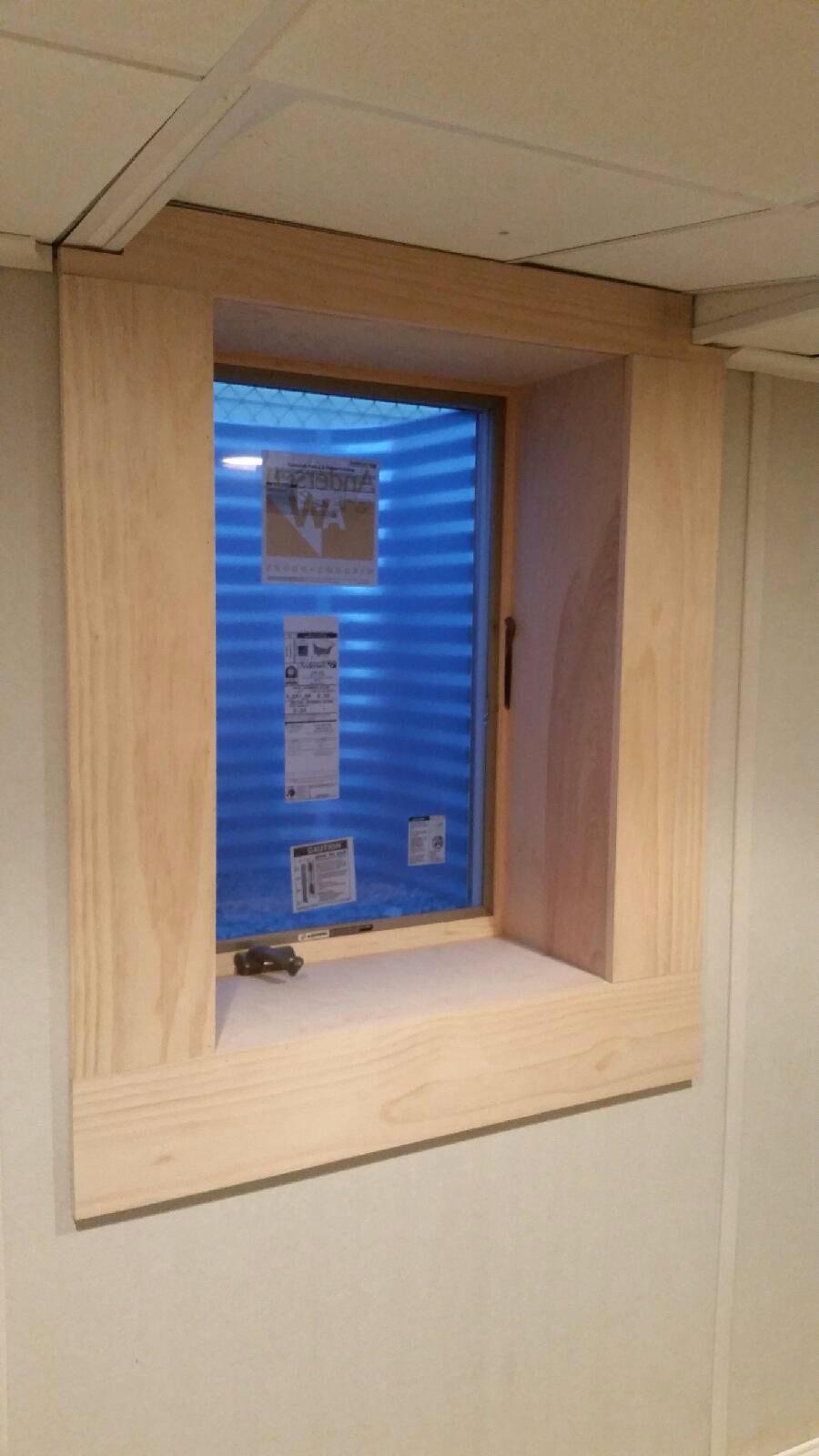 Affordable Egress Windows And Basement Waterproofing Llc 763 267 3891 Waterproofing Basement Egress Window Basement Remodeling