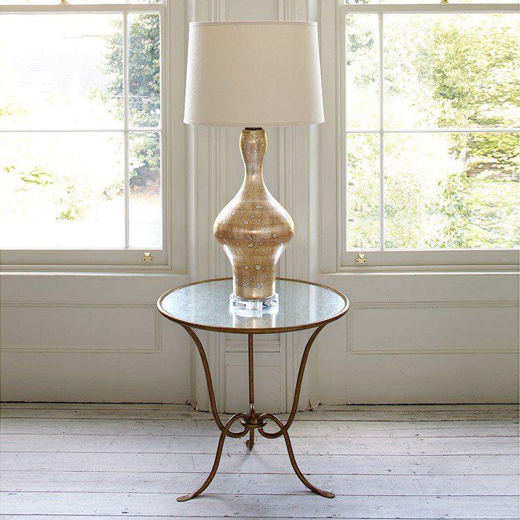 Amersham Designs | Round side table, Side table, Julian