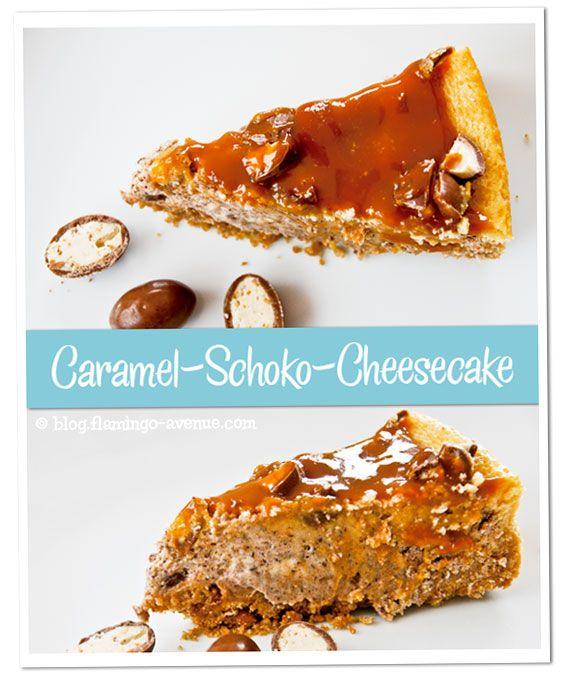 Caramel-Cheesecake *