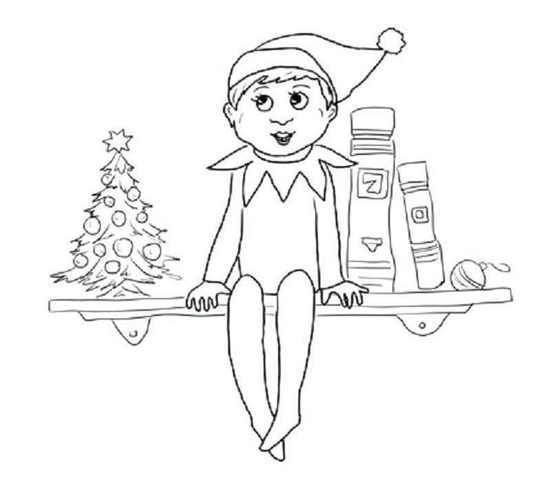 Collection Of Elf On The Shelf Coloring Pages Complete Free Coloring Sheets Christmas Coloring Pages Christmas Coloring Printables Printable Christmas Coloring Pages