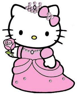 Hello Kitty Princess Hello Kitty Colouring Pages Hello Kitty