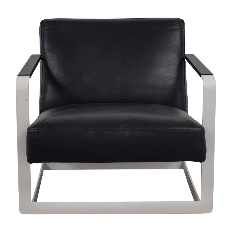 Charles Eames Stuhl Chaise Lounge Sofa Schwarz Black Friday Lounge