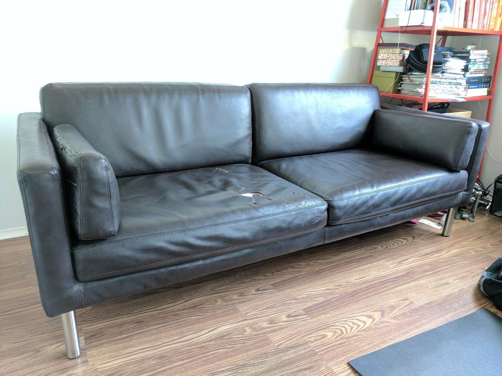 Black IKEA Leather Sofa Ikea Sofa Ideas of Ikea Sofa