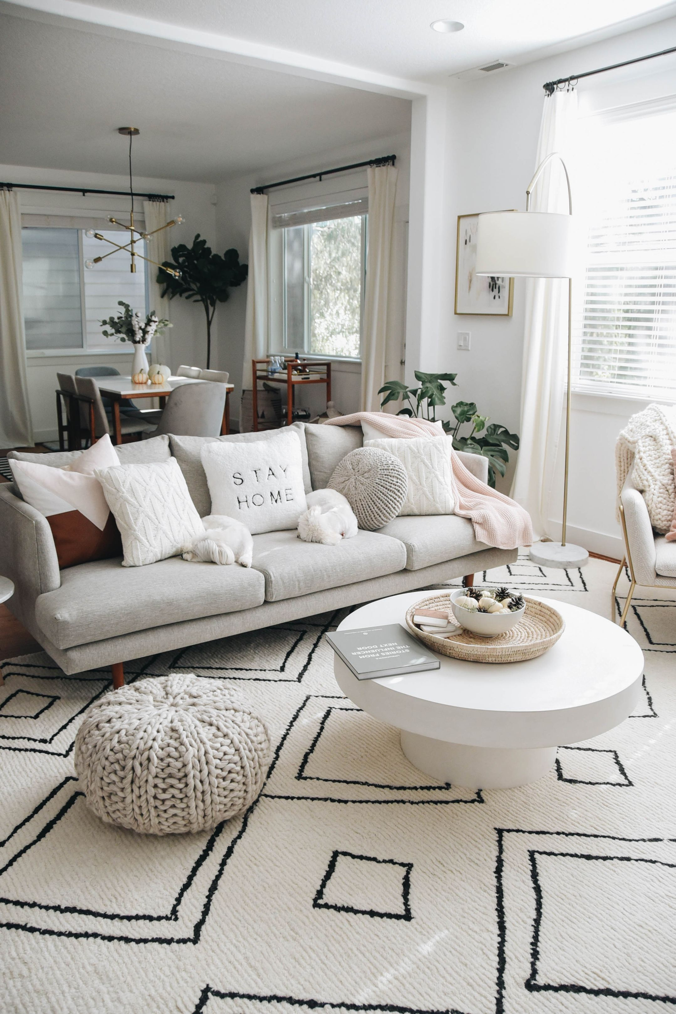 Article Burrard Couch Review Apartment Decorating Living Living Room Scandinavian Apartment Living Room