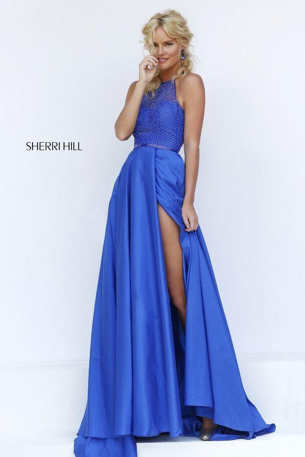 f72be1eeeb072 Sherri Hill 11341 | Tri~hi~y | Sherri hill prom dresses, Prom ...