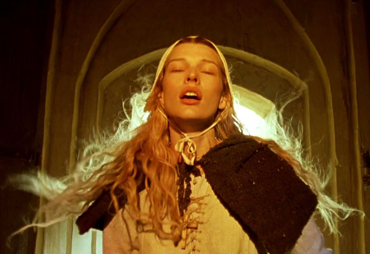 Milla Jovovich in Joan of Arc | Joan of Arc Movie ...