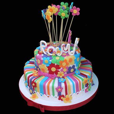 Cake Flower Power 1