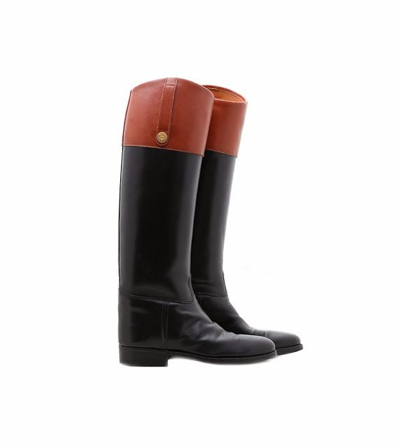 GUCCI VINTAGE BOOTS http://www.vintage-paris.com/products/detail.php?product_id=1414