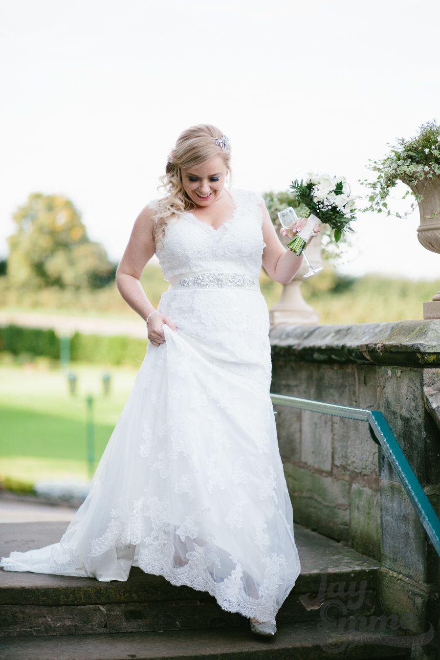 Weston Hall Wedding of Lisa and Gavin, Staffordshire Wedding ...