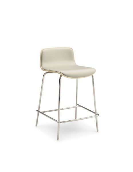 Superb Andaz Low Back Upholstered Counter Stool Seating Counter Machost Co Dining Chair Design Ideas Machostcouk
